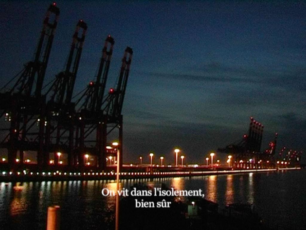 The Seaman. Digital film. 10'. 2012