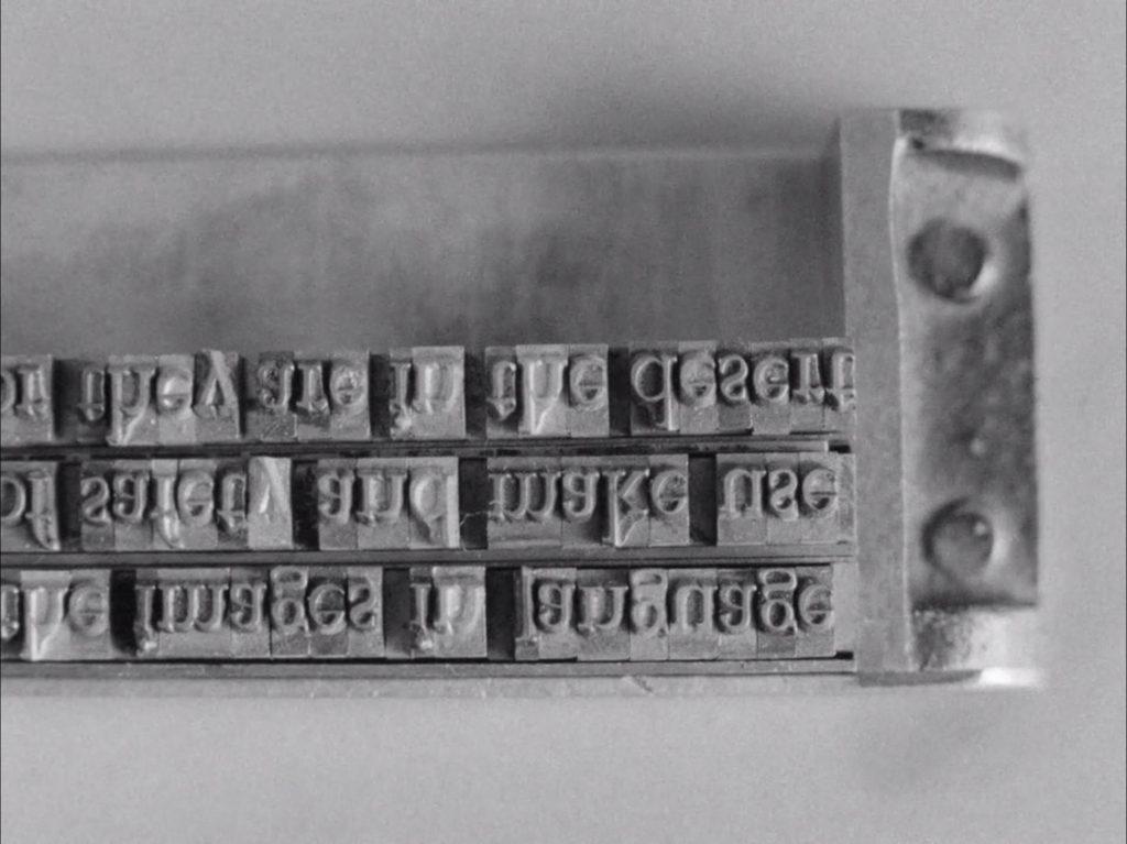 The Typographer